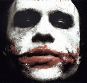 Heath Ledger in The Dark Knight: 'Rave and Rage and Purge Acting'