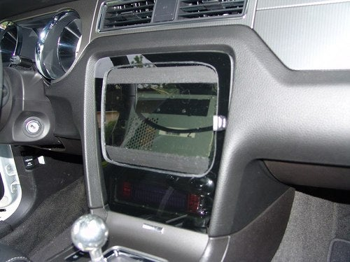 How To Install an iPad In Your Mustang