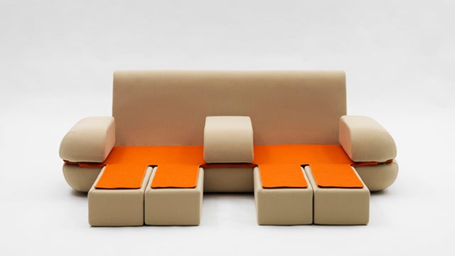 The Shape-Shifting Couch