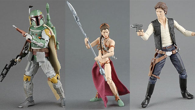 New Star Wars Figures Know How To Make Money