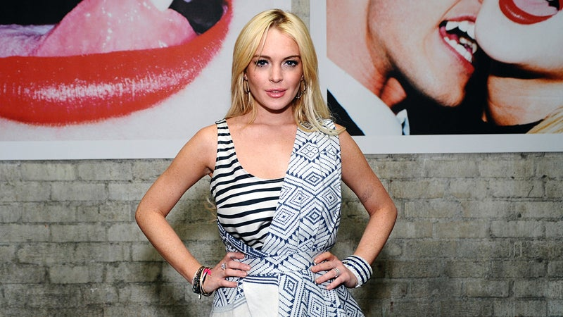 Lindsay Lohan 'Indignant That She Was Not Considered for Black Swan'