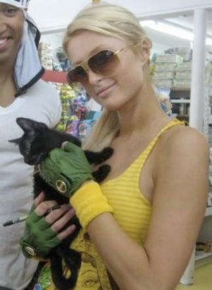 Paris Hilton Loses Her Pussy