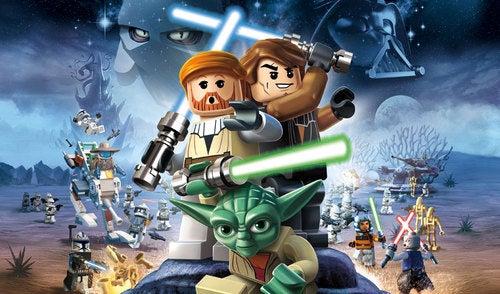 Begin, LEGO Star Wars III: The Clone Wars Will In February
