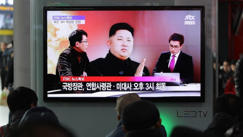 North Korea Telling Diplomats Their Safety 'Cannot Be Guaranteed'