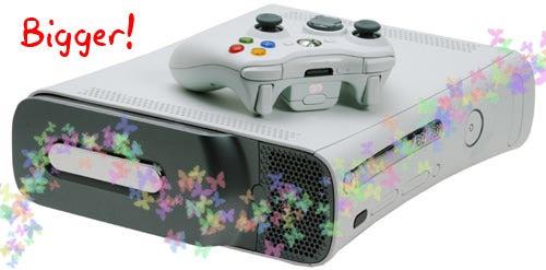 Rumor: Microsoft Making 60GB Hard Drives Standard on Xbox 360s