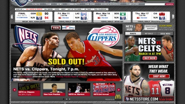 Blake Griffin Did The Impossible And Sold Out A Nets Game