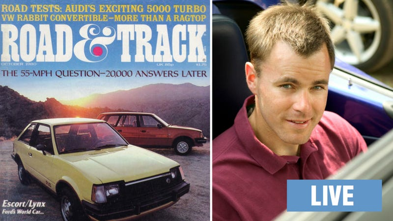 I'm Larry Webster, New Editor Of Road & Track, Ask Me Anything About How We're Going To Save The Magazine
