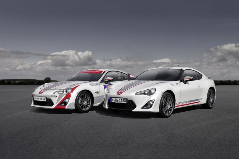 Europeans miss the point of the Toyota 86