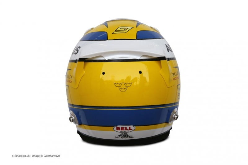 F1 2014 Helmet Design [Update]