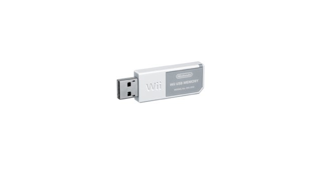 Official Nintendo USB Memory Ain't Cheap