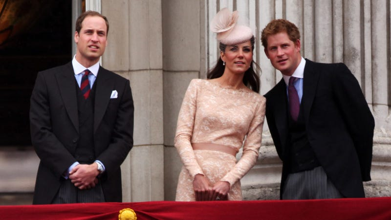 Kate Middleton and Prince Harry Share a Secret