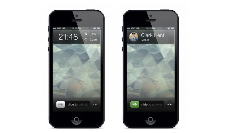 Rethinking the iPhone Lockscreen