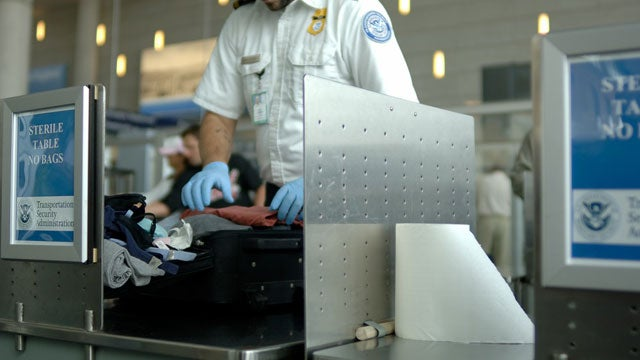 TSA Officer Arrested For Stealing From Suitcase