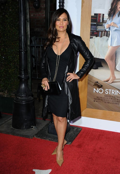 """Black Magic At """"No Strings Attached"""" Premiere"""