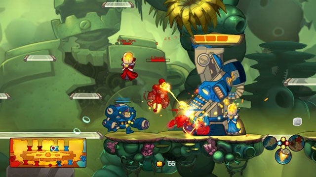 Awesomenauts in Jeopardy as the Game's Publisher Files for Bankruptcy