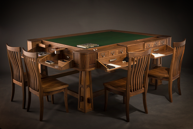 Stupidly Expensive Tables Are A Board Gamer's Fantasy
