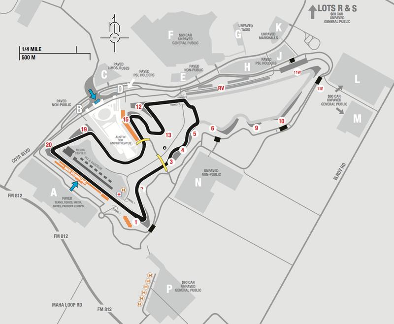 Texas' Australian V8 Supercars Race Will Be Called The Austin 400
