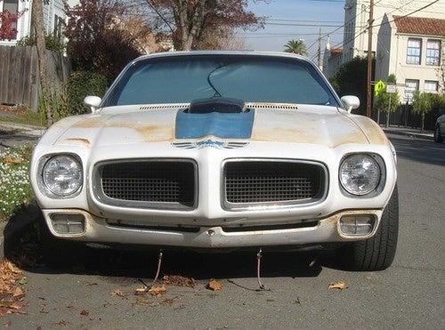 1970 Pontiac Firebird Trans Am Down On The Alameda Street