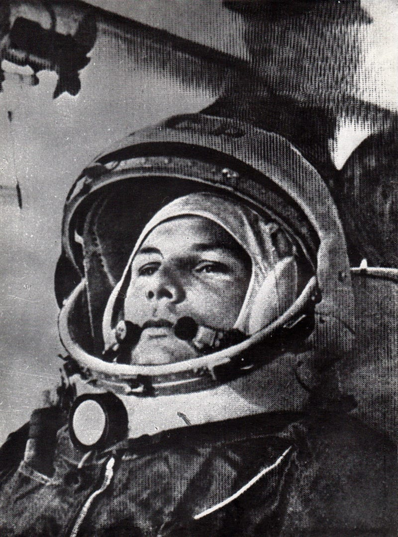 Rare Photos Of The Soviet Space Program From Gagarin To Intercosmos
