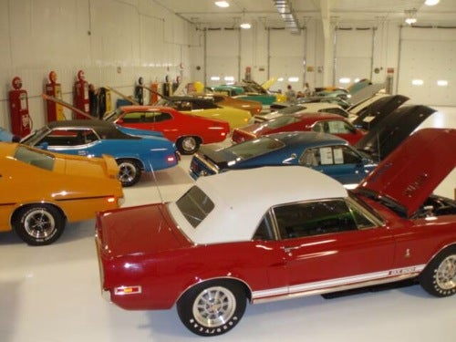 Nebraska Car Collector Busted For Avoiding Tax on 150 Cars