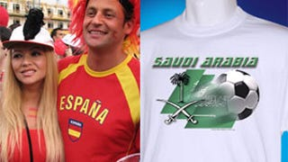 Live Blog: Spain Vs. Saudi Arabia