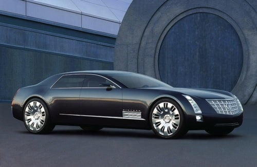 RWD Cadillac Flagship Gets Go-Ahead