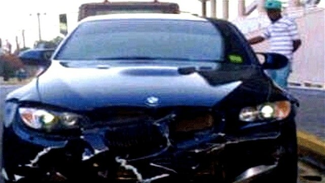 Usain Bolt Crashes BMW Into Guard Rail, Jamaica Responds With Shitstorm Of Disapproval