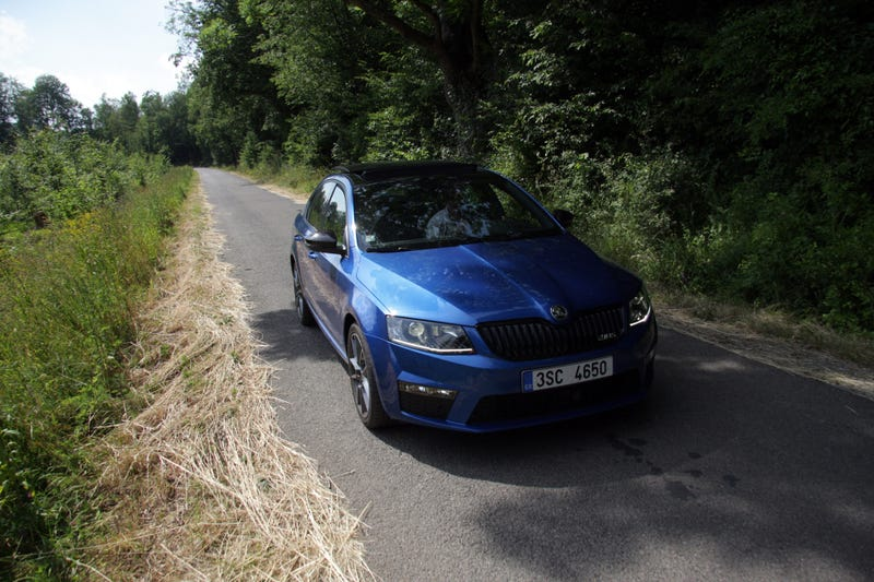 The 2014 Skoda Octavia RS Is The Golf GTI You Always Wanted