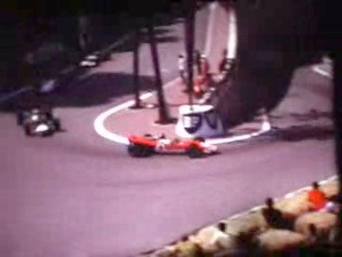 1968 Monaco Grand Prix In 8mm Glory