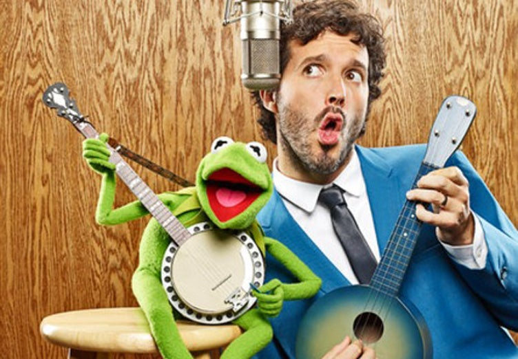 Bret McKenzie Reveals His Secrets Behind Making the Muppets Sing