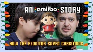 An Amiibo Christmas Story, Or How The Redditor Saved Christmas