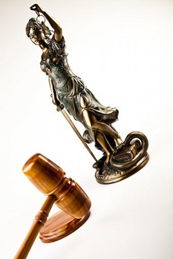 Judge's Husband Puts Nude Pix Online, Screws Them Both
