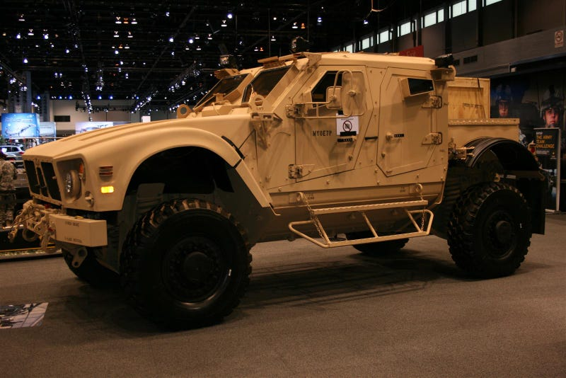 Oshkosh M-ATV Images