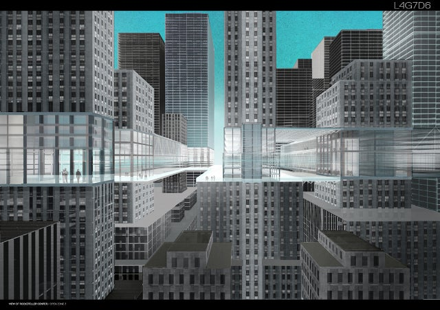 Radically Weird Visions of the Future of New York