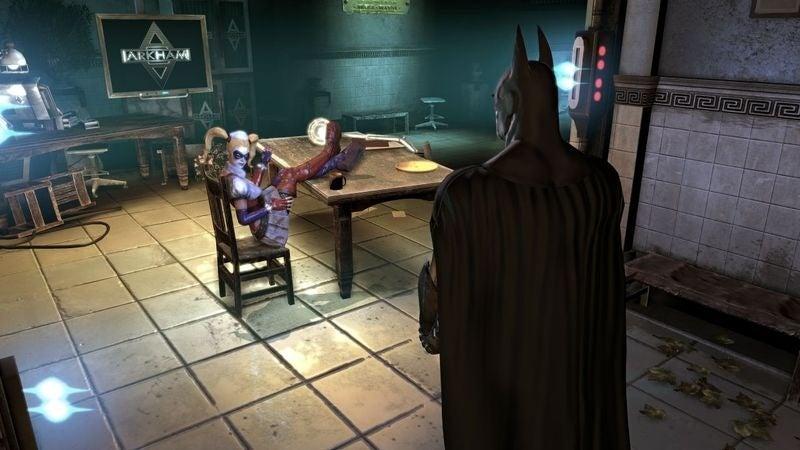 Eidos Confirms Arkham DLC is for PC, Too