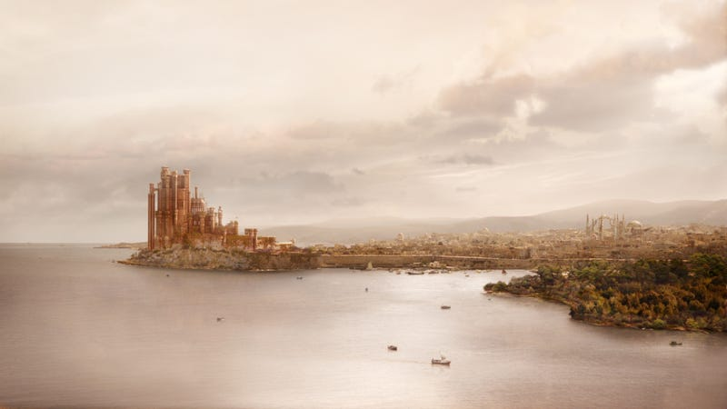 Check out the gorgeous landscapes of Westeros, plus photos of the Game of Thrones food truck!