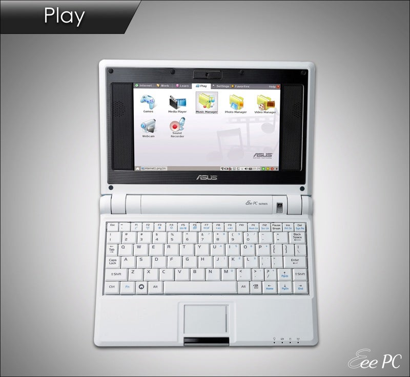 Asus Eee PC Official, With Specifications and Pricing [UPDATED]