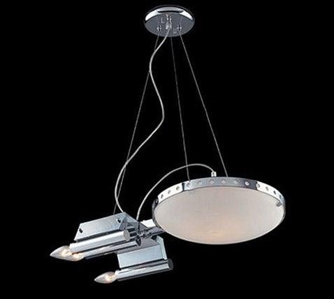 Star Trek Lamp Illuminates Your Bridge