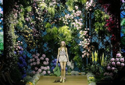 D&G Invite You To A Very Expensive Garden Party