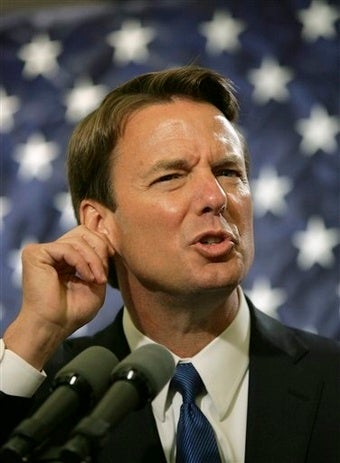 John Edwards Tormented Man-Servant with Sex Tape, Hated 'Fat Rednecks,' Wanted Abortion