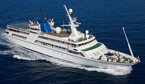 007-Gadget-Filled Superyacht For Sale, One Insane Owner: Saddam