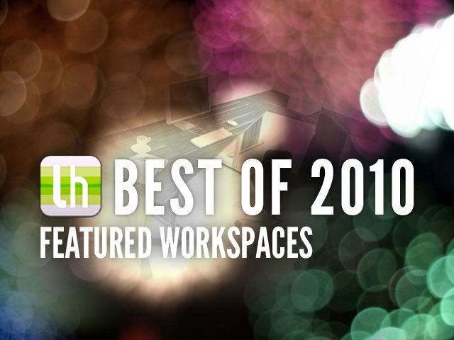 Most Popular Featured Workspaces of 2010