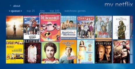 "Stream Netflix ""Watch Now"" Movies, Manage Queue in Media Center with MyNetflix"