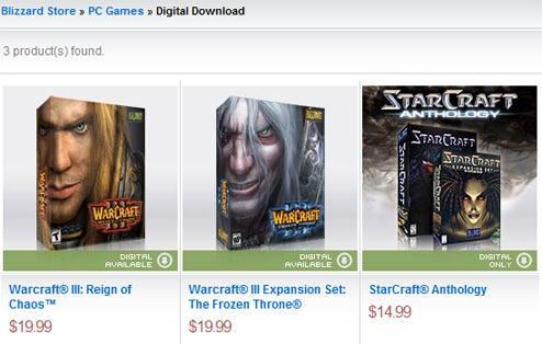 Blizzard Gets Its Digital Download On
