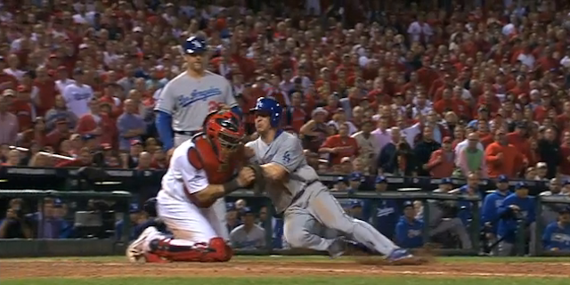Carlos Beltran Beats The Dodgers, Takes One Game Lead In NLCS