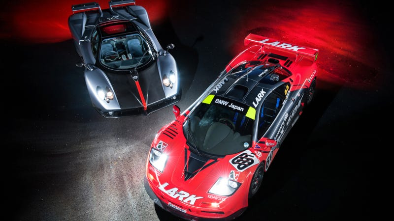 Say Hello To Two Of The Greatest Supercars Ever Built