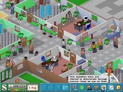 Five Health Care Games to Make You Healthy (Or Get You Sick)