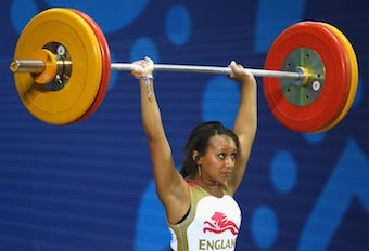 16-Year-Old Girl Makes Weightlifting History
