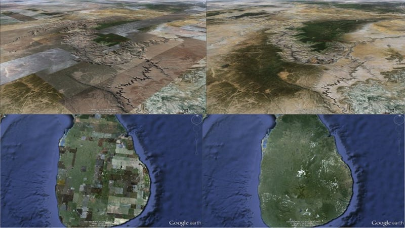 Google Earth Gets a Seamless Upgrade