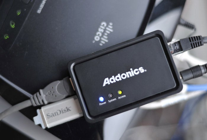 Addonics Bite-Sized NAS 2.0 Reviewed: Lightweight Contender